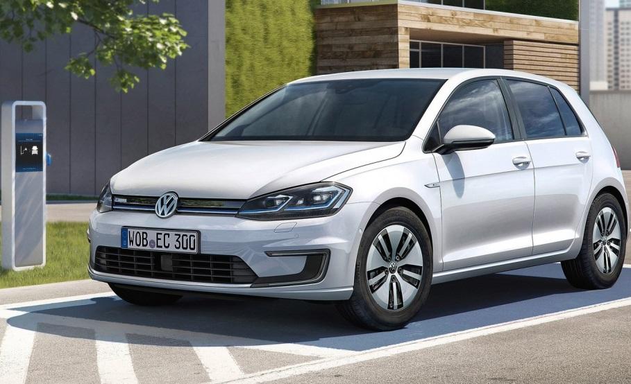 Названі офіційні ціни оновленого хетчбека Volkswagen e-Golf