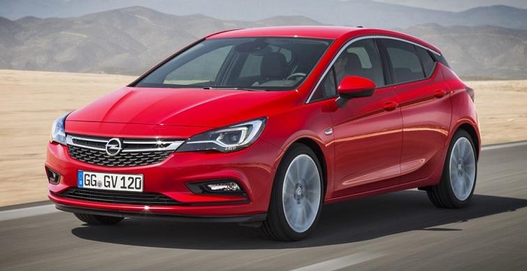 З'явилася інформація про вартість опцій нової Opel Astra