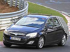 Новий універсал Opel Astra Sports Tourer