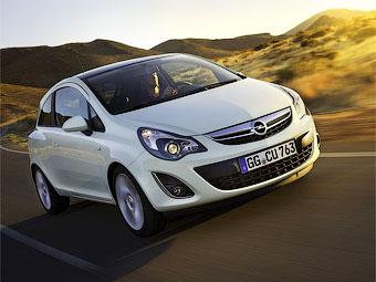 Компанія Opel офіційно представила оновлений хетчбек Corsa
