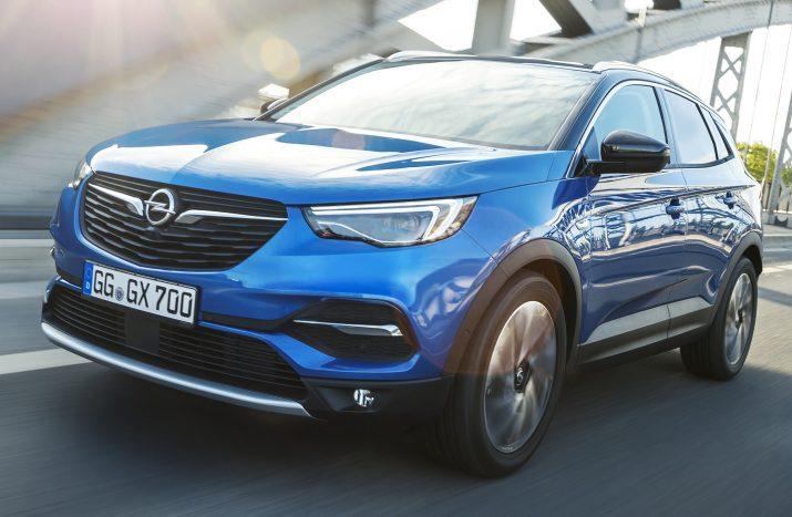 Opel Grandland X: названо ціни на новий кросовер