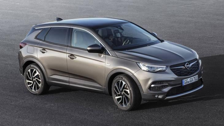 Opel Grandland X отримав новий 130-сильний дизель