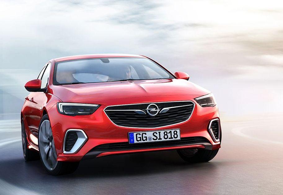 Opel Insignia 2018: офіційна презентація