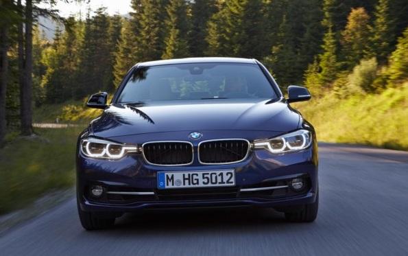 Нова інформація про BMW 3 Series і 4 Series 2018 року