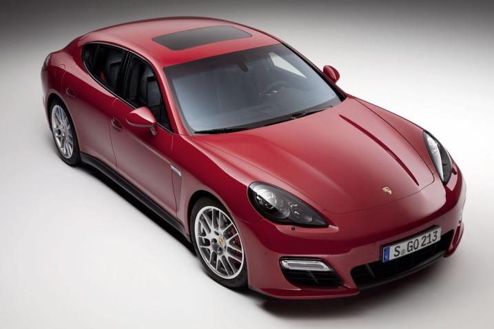 В Україні з'явились нові моделі Porsche