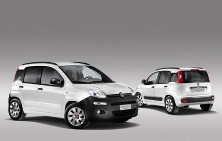 Fiat показав Panda Van