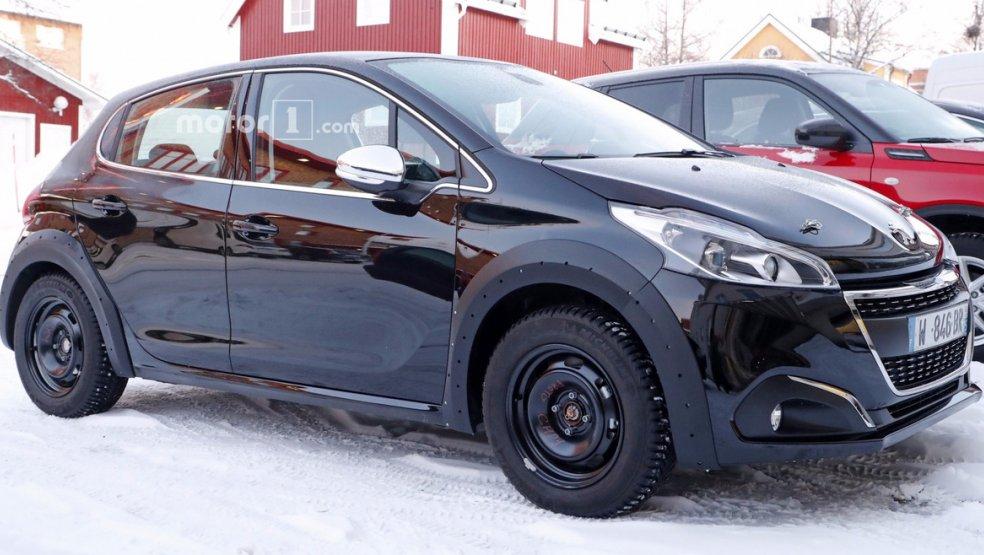 Новий Peugeot 208: перша інформація