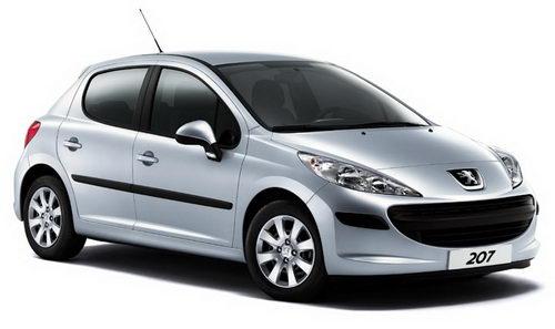 Peugeot 207 отримав потужніший дизель