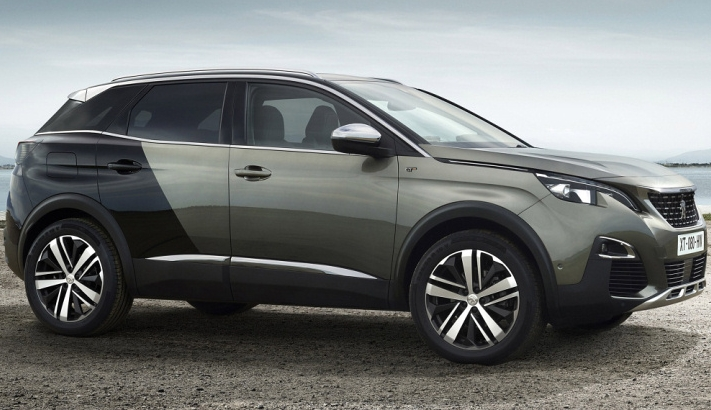 Peugeot 3008: оновлено компактний кросовер