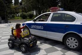 Грузинських автомобілістів поголовно позбавлять прав