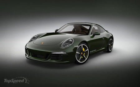 Porsche представляє особливий 911 Club Coupe