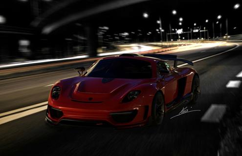 Porsche 911 отримав карбоновий кузов