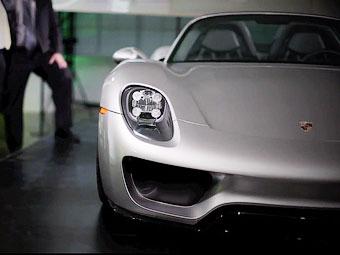 Супергібрид від Porsche