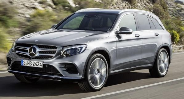 Mercedes офіційно показав новий позашляховик