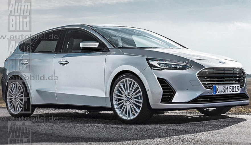 Ford Focus 2017: нова інформація