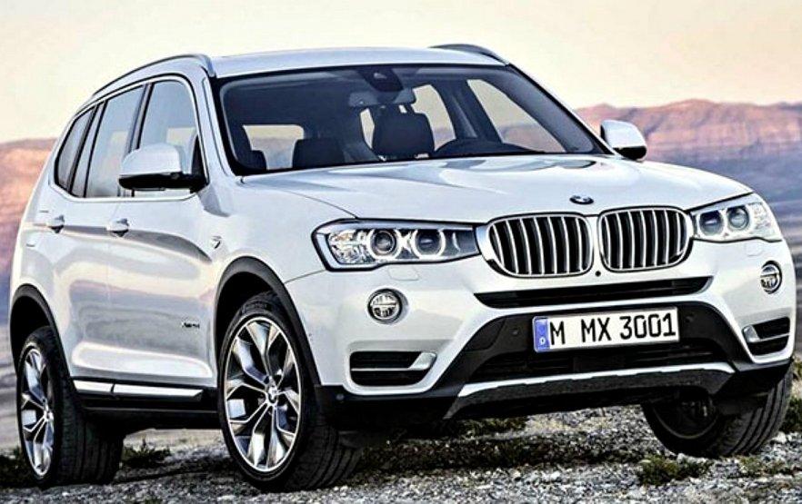 BMW X3 2018: інформація про вихід на ринок новинки