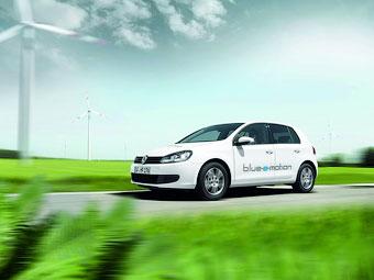 Електричний VW Golf з'явиться в 2013 році