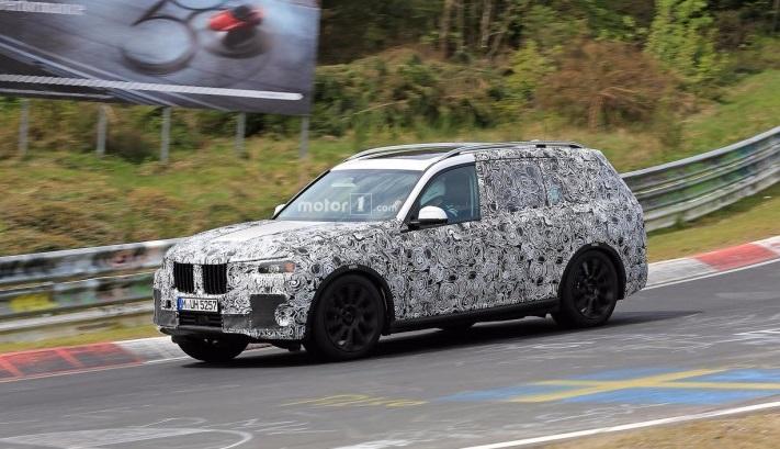 BMW X7: офіційна презентація