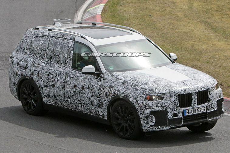Кросовер BMW X7: якою буде новинка?