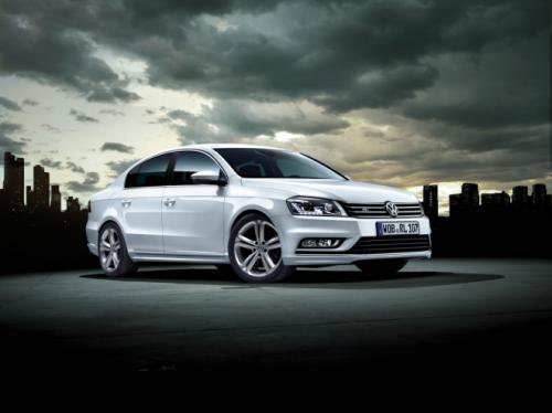 R-Line для Volkswagen Passat