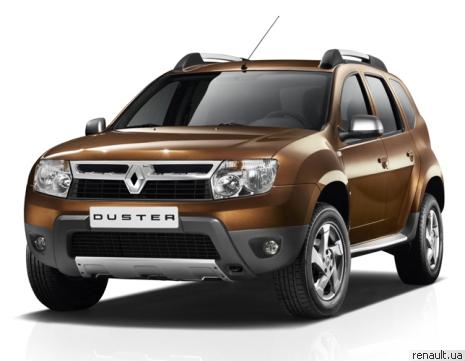 Ціни на Renault Duster в Україні