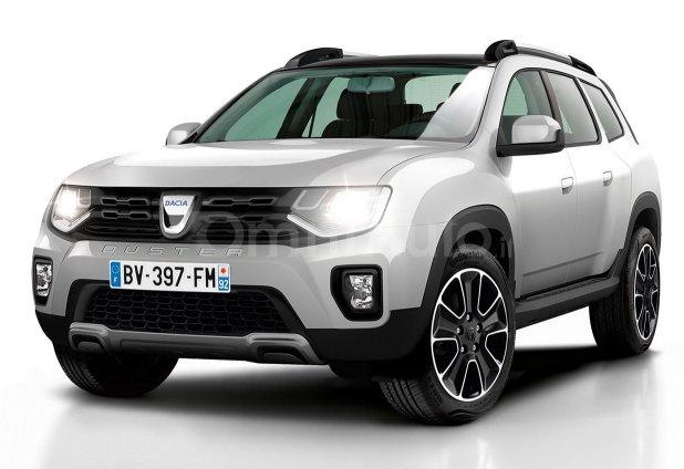 Новий Renault Duster: перше зображення