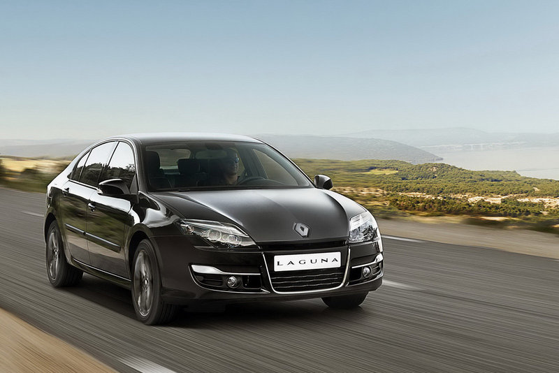 Відома ціна на Renault Laguna