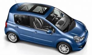 Ціна нового Renault Modus 2011 вже відома