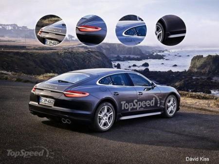 Перший рендер Porsche Pajun