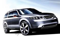 Новий кросовер від Saab (Saab 9-4X)