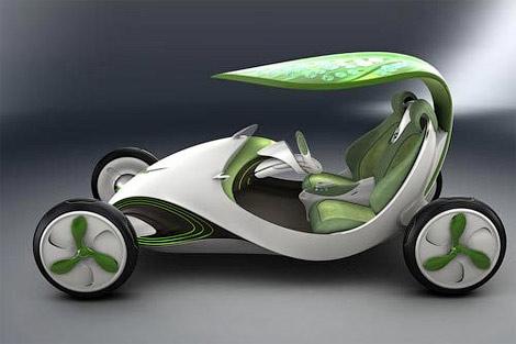 Китайський автомобіль вироблятиме кисень