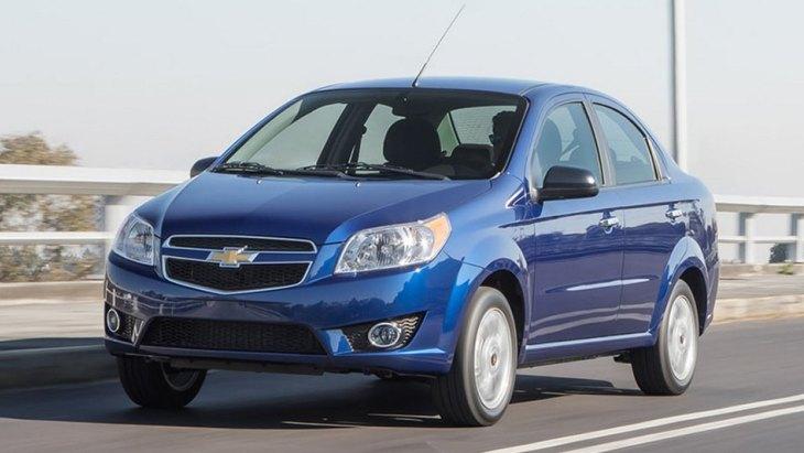 Chevrolet Aveo 2018: яким буде новий