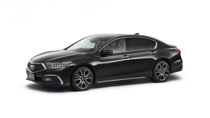 Оновлений седан Honda Legend 2018 модельного року