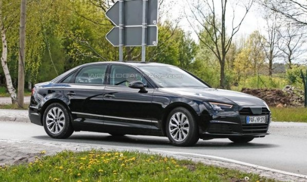 Седан та універсал Audi A4: інформація про нове покоління