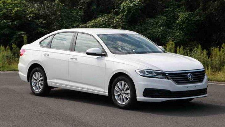 У мережі розсекретили новий седан Volkswagen Lavida