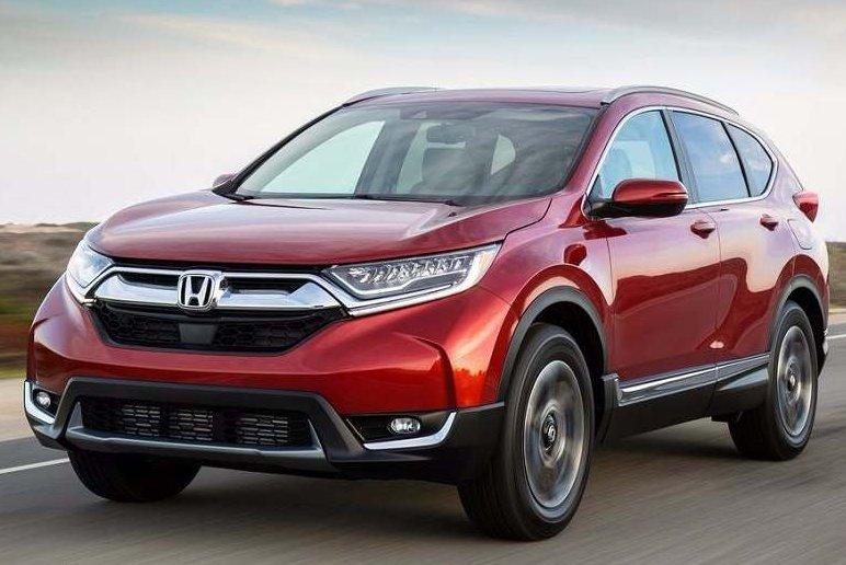 Нова Honda CR-V стала 7-місною