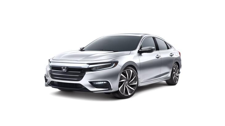 Honda Insight 2019: деталі про новий гібридний