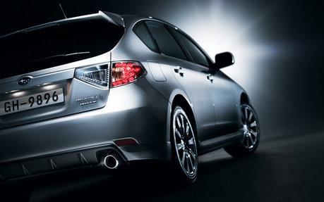 Subaru Impreza доріс до кросовера