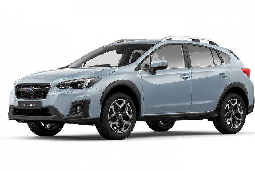 Subaru XV 2018: офіційна прем'єра