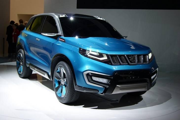 Suzuki показала новий кросовер iV-4