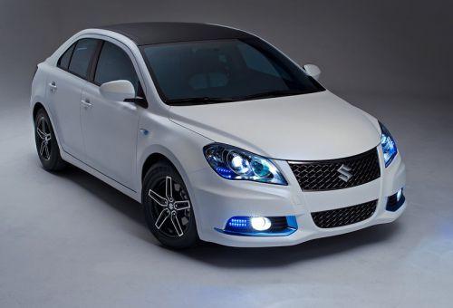 На автосалоні в Нью-Йорку Suzuki покаже два нові концепти