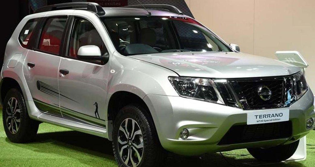 Яким буде новий Nissan Terrano?