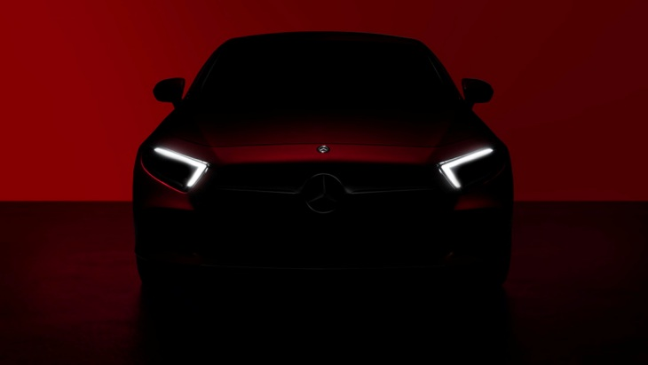 Mercedes-Benz показав тізер нового CLS