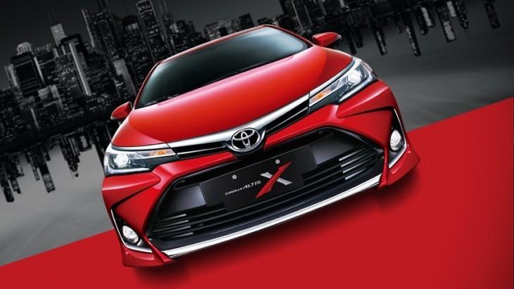Якою буде нова Toyota Corolla?