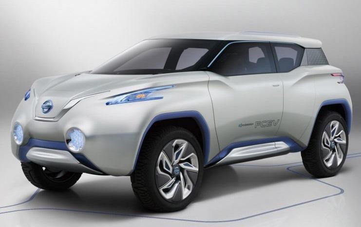 Nissan створив електрокроссовер «трохи більший від Qashqai»