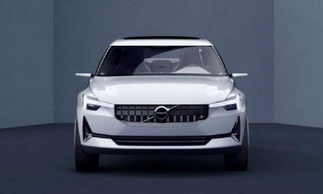 У 2019 Volvo представить свій перший серійний електрокар