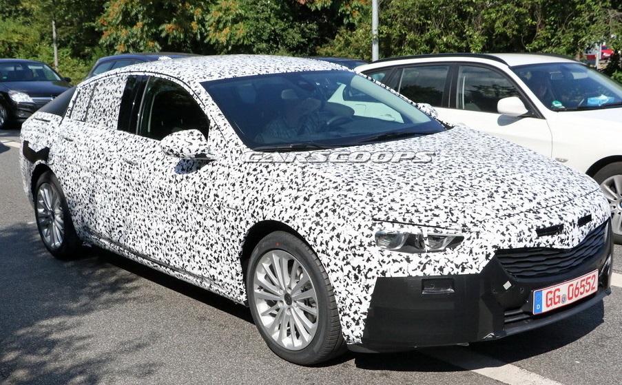 Новий Opel Insignia: зображення новинки
