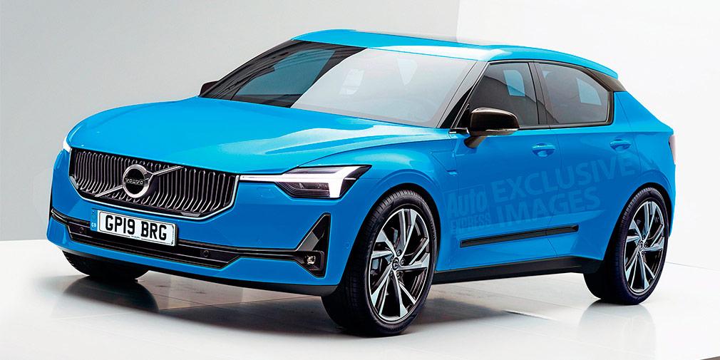 У Volvo розповіли про перший електрокар