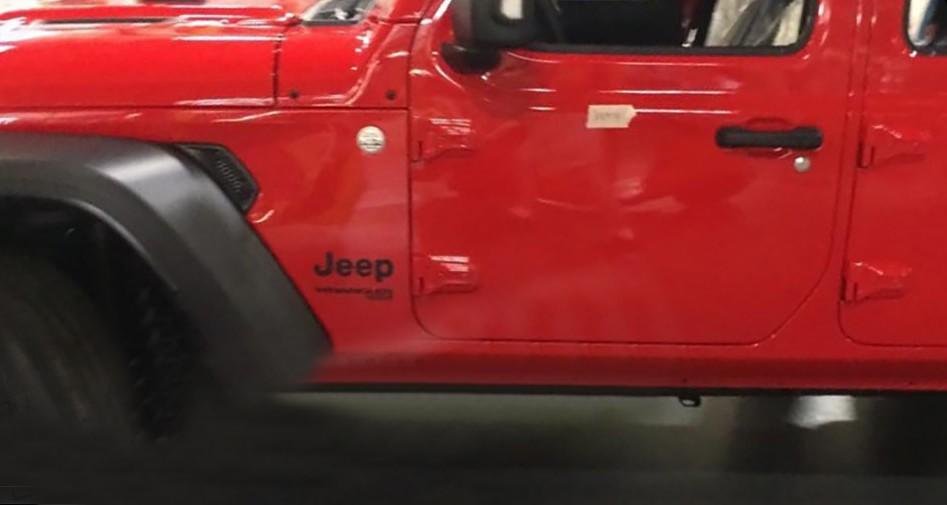 Jeep Wrangler 2018: що відомо про новинку?