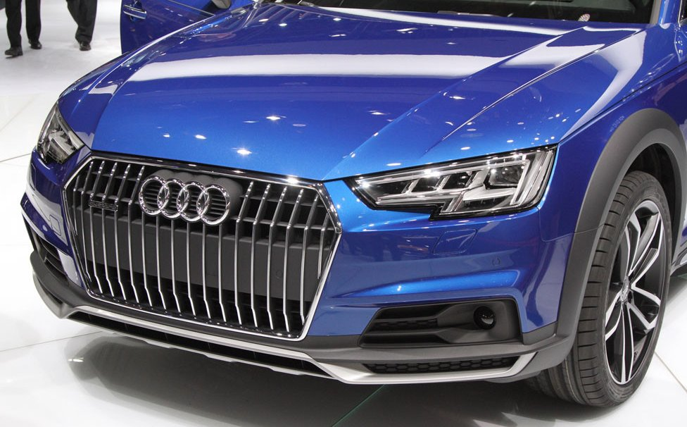Audi A4 2017: представлена «позашляхова» версія